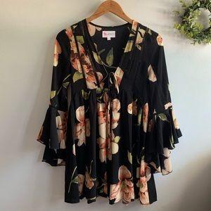 L'ATISTE | Floral Dress